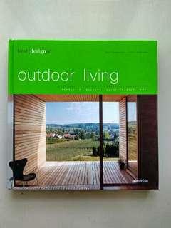 "Buku Impor Arsitektur ""Outdoor Living"""