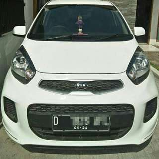 Take over all new kia picanto 2016