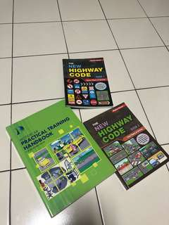 Highway Code books