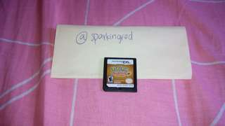 Pokemon HeartGold Nintendo DS
