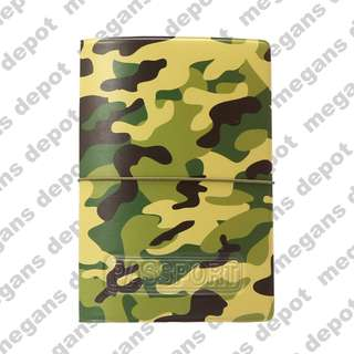 Military Camouflage 3D Passport Holder