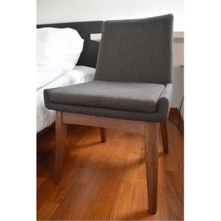 Hipvan Fabian Dining Chair - Cocoa, Mud