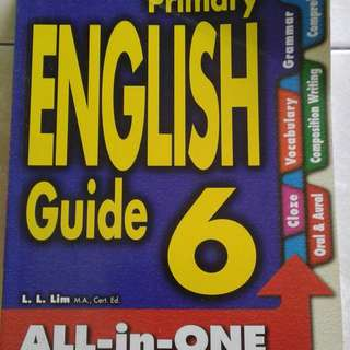 Primary English Guide 6