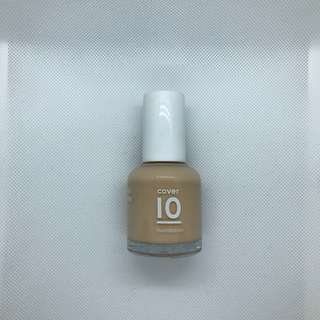 Banila Co Cover10 Foundation in BE15 (Nc20-25)
