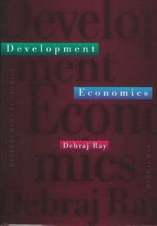 Development Economics Debraj Ray