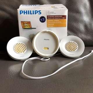Philips喇叭📣  100%NEW!