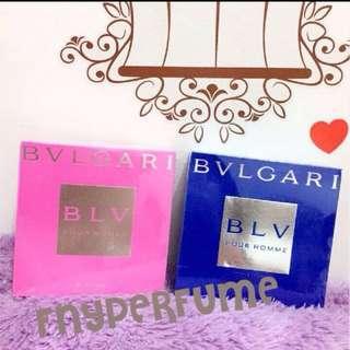 Parfume bvlgari couple 100mL