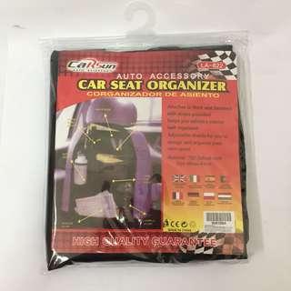 Car Seat Organizer Masih Baru