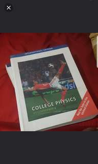 College physics eight edition