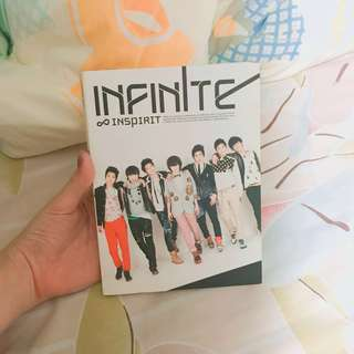 INFINITE 各專輯 ALBUM