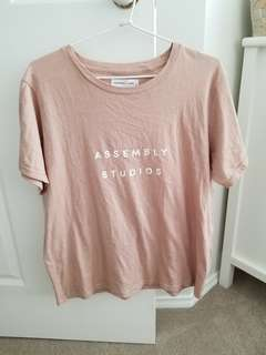 OVERSIZED TEE - NEVER BEEN WORN