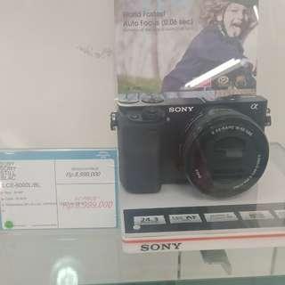 Sony Still ILCE 6000L, cicilan tanpa kartu kredit