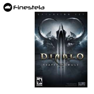 Dialo III Reaper of Souls
