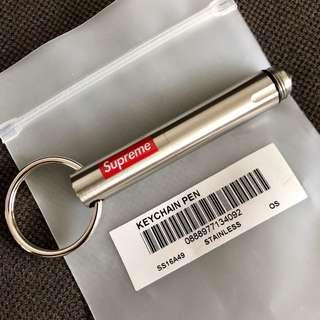 Supreme Keychain Pen