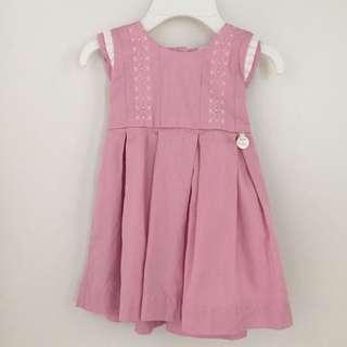 Baby Dress Trudy & Teddy