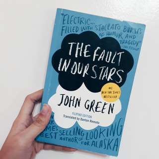 The Fault In Our Stars (Tagalog Version)