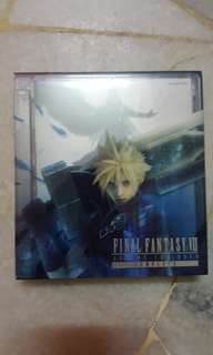 Ff7 advent children complete edition blu ray