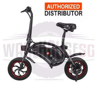DYU Authorized Distributor ★ Dyu Smart Bike /Electric Scooter/E-Scooter ★ Lightweight ★ LTA APPROVED ( Deposit for Preorder )