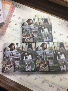 Gfriend 5th mini album repackage Rainbow