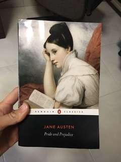 Pride and prejudice new Jane Austen