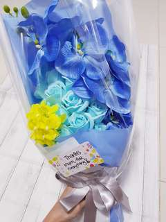 💙 Mothers Day Tiffany Blue Large Bouquet