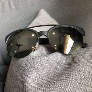 Unisex Gucci Mirrored Sunglasses