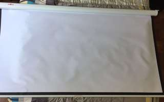 Projector screen for sale