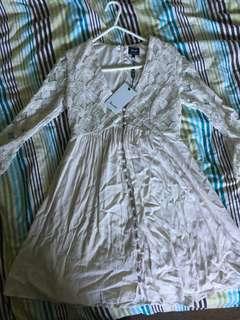 Bardot Dress - NEVER WORN BEFORE!