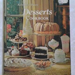 Kitchen Fare Dessert Cookbook