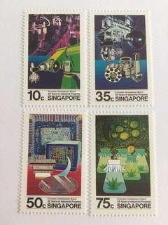 Singapore 1986 EDB mnh