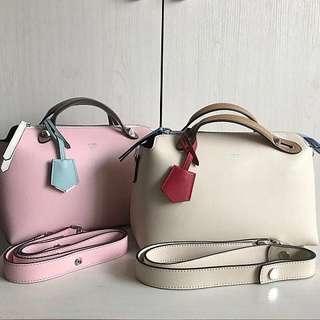 Fendi by the way 真皮 手袋 28cm 頂級 bag