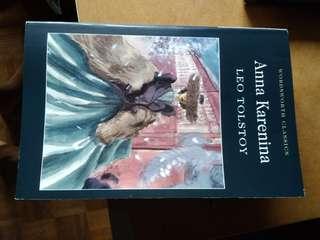 Tolstoy - Anna Karenina