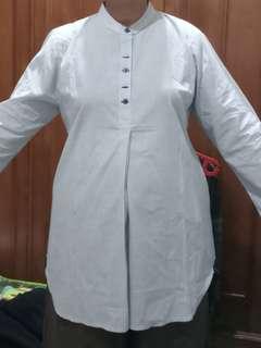 Free ongkir jabodetabek* Blus kerja panjang / blus muslim