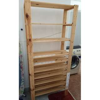 Wooden Rack ($50, Self Collect @ Clementi)