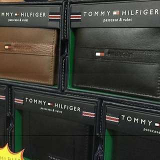 Tommy Hilfiger 真皮銀包