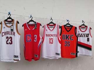 Authentic Adidas NBA Swingman Jersey James Harden Rockets KD