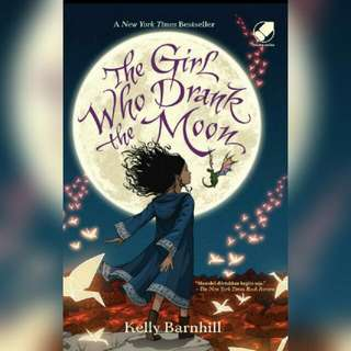 Ebook The Girl Who Drank The Moon