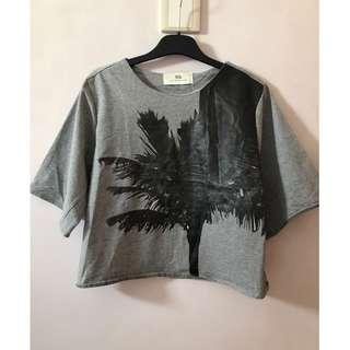 灰色 Starroom 樹林 衛衣