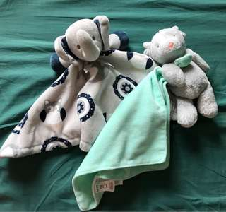Babies Security Blankets