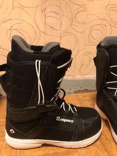 全新Saplent Snowboarding Boot 單板滑雪鞋