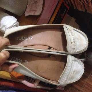 Rubi flat shoes jeans