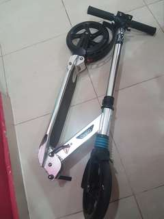 oxelo town 7 *FRONT AND BACK SUSPENSION*