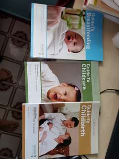 Thomson Medical Guide to Breastfeeding/Childcare/Childbirth
