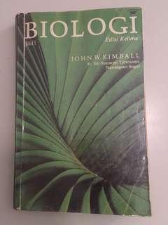 Buku Pelajaran IPA Biologi
