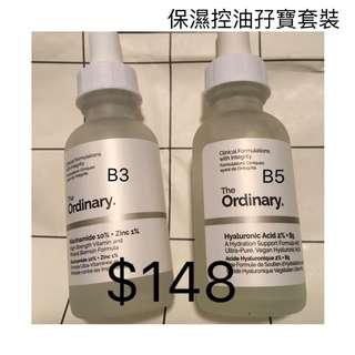 the ordinary b5 b3