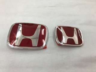 Honda Logo Original (Front,Rear)
