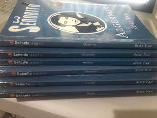 Pocketbooks: Señorito Series1-5