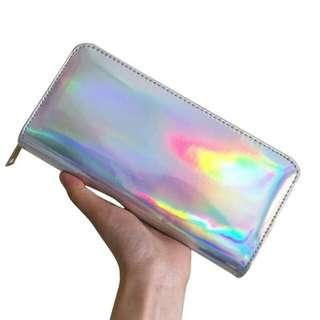 Fashion Laser Wallet Female