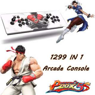 🚚 1299 Games in 1 Pandora's Box 5s Double Joystick Video Suit for TV Computer etc,LOWEST PRICE!!LAST ONE NOW!!