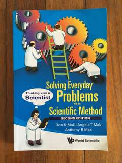 Solving everyday problems with the scientific method (2nd ed)